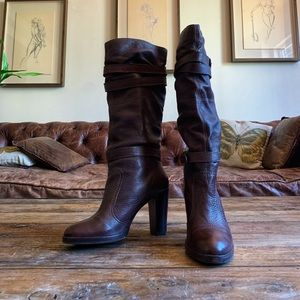 Boutique 9 knee high leather boots